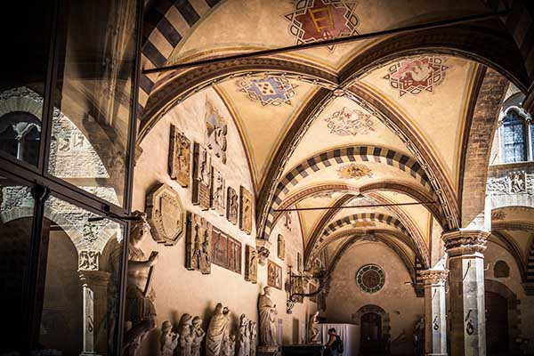 Bargello Museum Florence